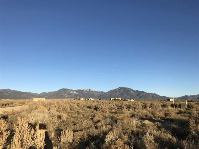 Tract 5-A Tune Drive, Taos, NM 87571 (MLS #101041) :: The Chisum Group