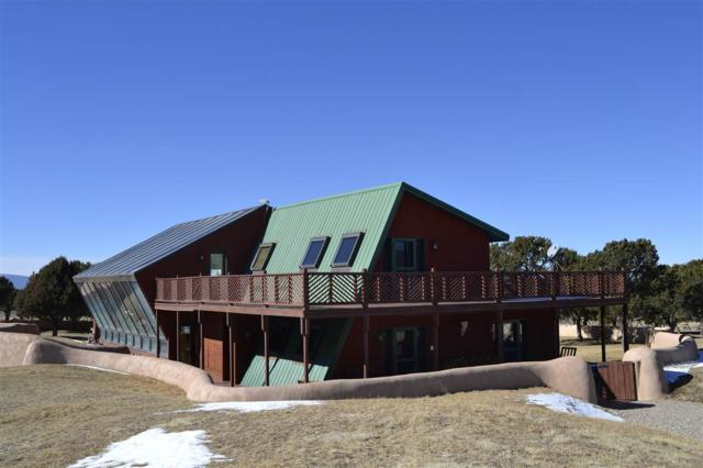 3402 Hwy 522, Questa, NM 87556 (MLS #101051) :: The Chisum Group