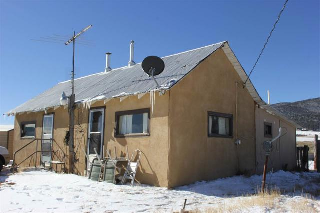 28135 Highway 64, Eagle Nest, NM 87718 (MLS #101059) :: The Chisum Group