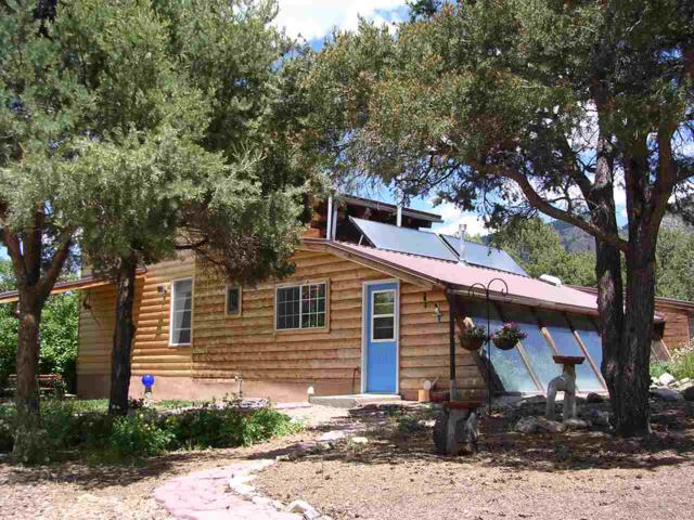 81 Quintana Raod, Questa, NM 87556 (MLS #101109) :: Page Sullivan Group | Coldwell Banker Lota Realty