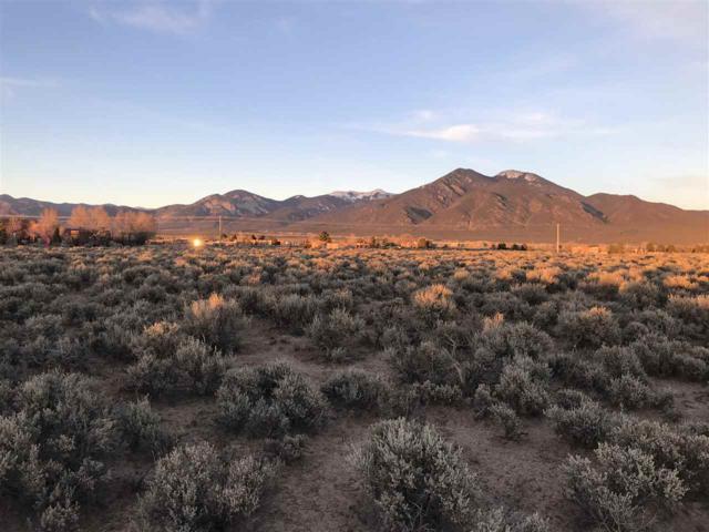 Lot 12 Eototo Road, El Prado, NM 87529 (MLS #101225) :: Angel Fire Real Estate & Land Co.