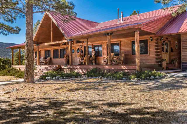 154 Laguna Negra Circle, Angel Fire, NM 87710 (MLS #101229) :: The Chisum Group