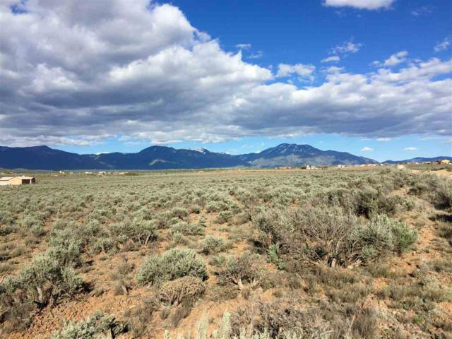 10 acres Calle Conejo, Taos, NM 87514 (MLS #101254) :: Angel Fire Real Estate & Land Co.