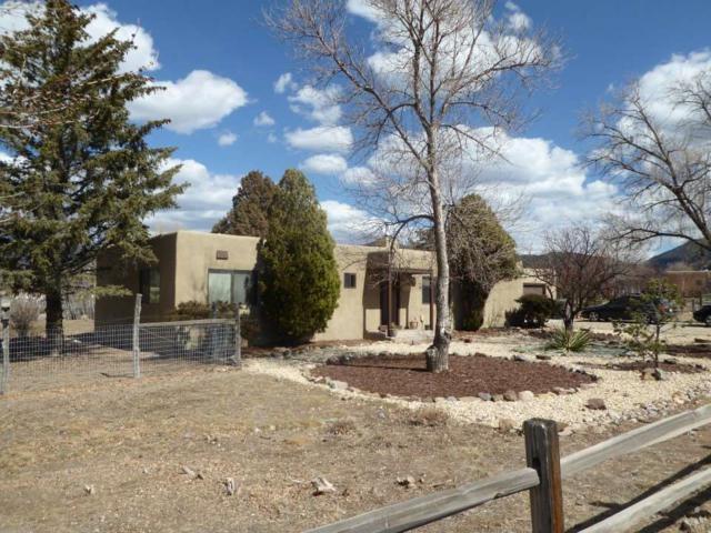 225 Camino De Santiago, Taos, NM 87571 (MLS #101260) :: Page Sullivan Group | Coldwell Banker Lota Realty
