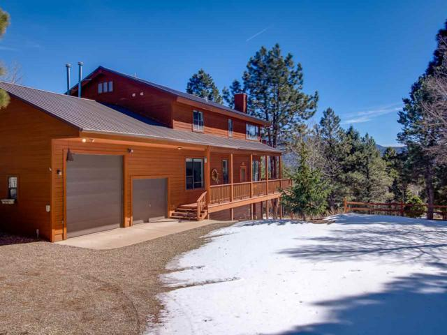 82 Cimarron Trail, Angel Fire, NM 87710 (MLS #101267) :: Page Sullivan Group | Coldwell Banker Lota Realty