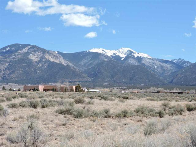 Lot 13 Alta Vista Drive, El Prado, NM 87529 (MLS #101274) :: The Chisum Realty Group