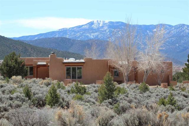 1102 Hennings Street, Taos, NM 87571 (MLS #101299) :: Page Sullivan Group | Coldwell Banker Lota Realty