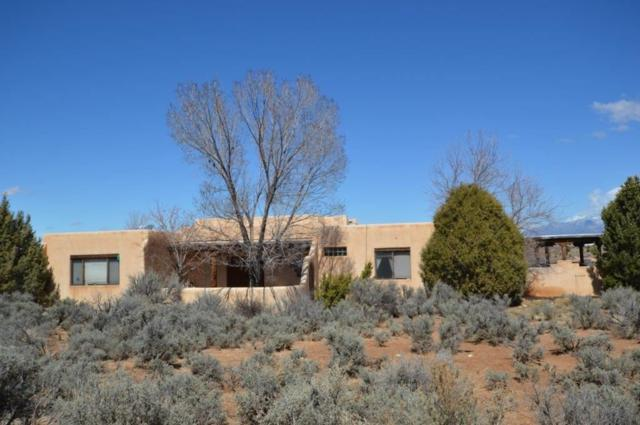 65 Vista Linda, Ranchos de Taos, NM 87557 (MLS #101316) :: Page Sullivan Group | Coldwell Banker Lota Realty