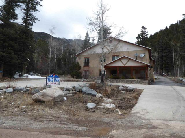 1314 Highway 150, Taos Ski Valley, NM 87525 (MLS #101318) :: Page Sullivan Group | Coldwell Banker Lota Realty