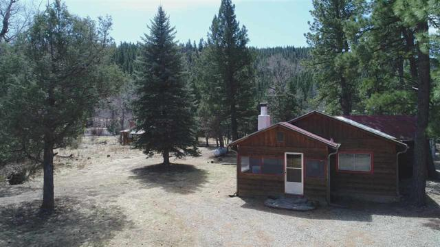 122 Hummingbird, Ute Park, NM 87749 (MLS #101353) :: Angel Fire Real Estate & Land Co.