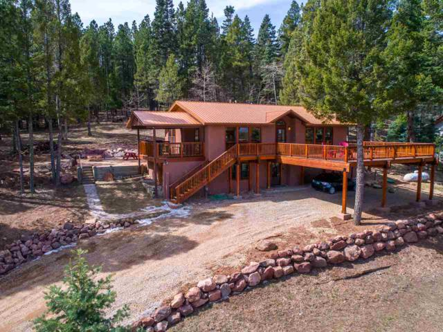 34 St. Andrews Way, Angel Fire, NM 87710 (MLS #101363) :: Page Sullivan Group | Coldwell Banker Lota Realty