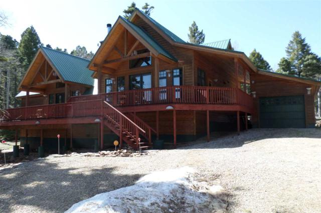 35 Sierra Blanca Circle, Angel Fire, NM 87710 (MLS #101369) :: The Chisum Group