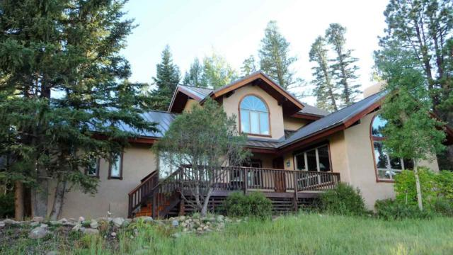 90 Lakeview Park Drive, Angel Fire, NM 87710 (MLS #101372) :: Angel Fire Real Estate & Land Co.