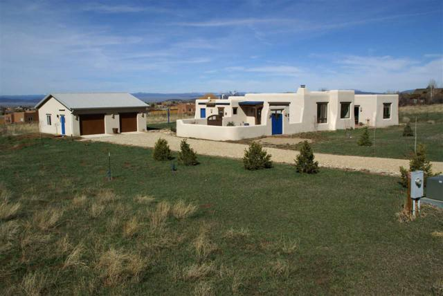 22 E. J.Pacheco Road, Arroyo Seco, NM 87514 (MLS #101391) :: Page Sullivan Group | Coldwell Banker Lota Realty