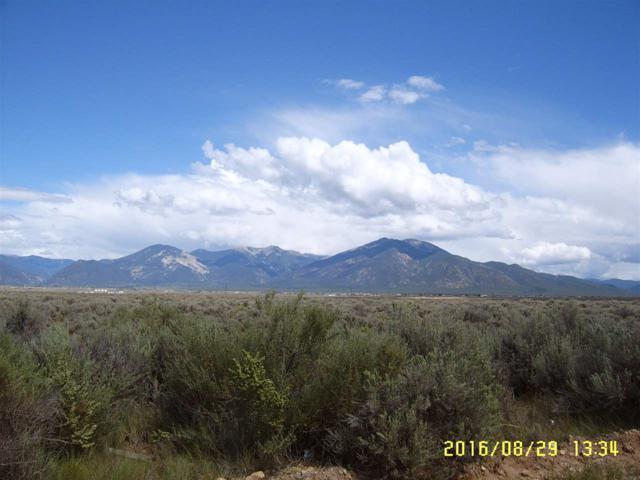 Stright Arrow Rd, Taos, NM 87571 (MLS #101407) :: The Chisum Group