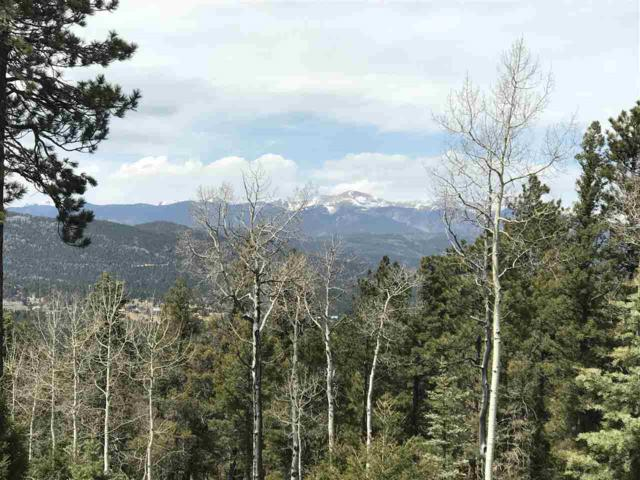 Lot#1575 Luna Dr., Angel Fire, NM 87710 (MLS #101408) :: The Chisum Group