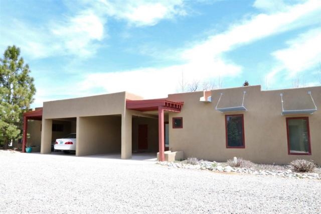18 Comanche Road, El Prado, NM 87571 (MLS #101410) :: Page Sullivan Group | Coldwell Banker Lota Realty
