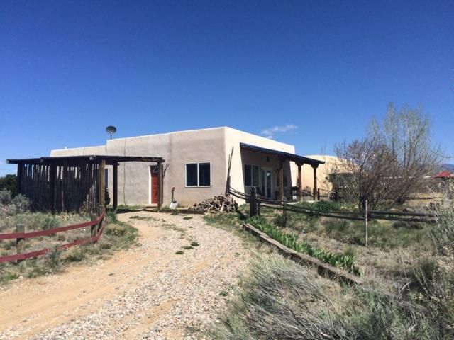 63 Blueberry Hill, Taos, NM 87571 (MLS #101416) :: Page Sullivan Group | Coldwell Banker Lota Realty