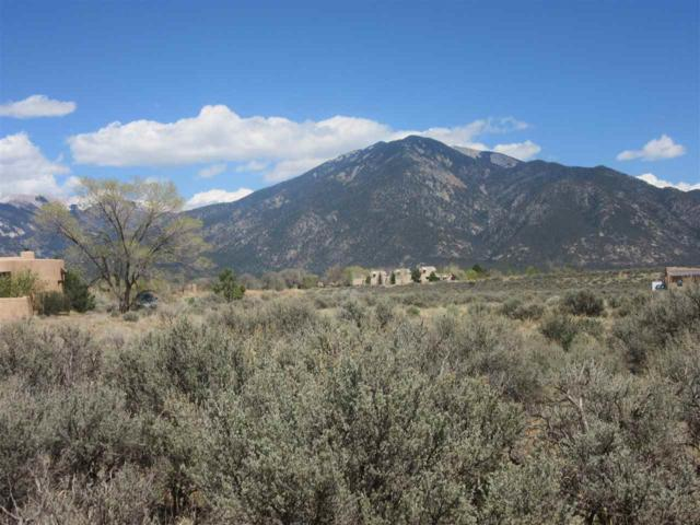 Comanche, El Prado, NM 87529 (MLS #101547) :: The Chisum Realty Group