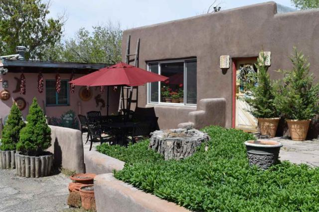 910 E Kit Carson Rd, Taos, NM 87571 (MLS #101576) :: The Chisum Realty Group