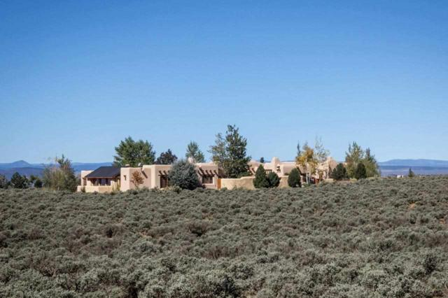 54 Sol Grande, Arroyo Seco, NM 87514 (MLS #101627) :: Page Sullivan Group | Coldwell Banker Lota Realty