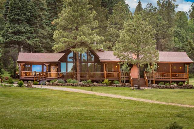 25 Corner Park Rd., Angel Fire, NM 87710 (MLS #101662) :: The Chisum Realty Group