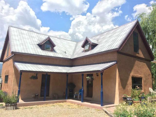 77 El Salto Rd, Arroyo Seco, NM 87514 (MLS #101691) :: Page Sullivan Group | Coldwell Banker Lota Realty