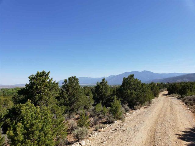 2.63 acres Sagebrush Trail, Taos, NM 87571 (MLS #101692) :: Page Sullivan Group | Coldwell Banker Lota Realty
