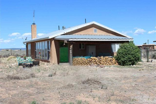166 Cuchilla Rd., Ranchos de Taos, NM 87557 (MLS #101699) :: Page Sullivan Group | Coldwell Banker Lota Realty