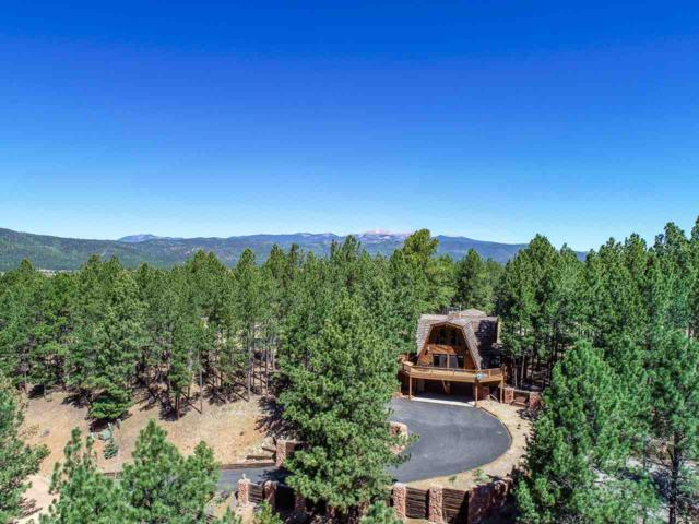 43 Alta Rd, Angel Fire, NM 87710 (MLS #101756) :: Page Sullivan Group | Coldwell Banker Lota Realty