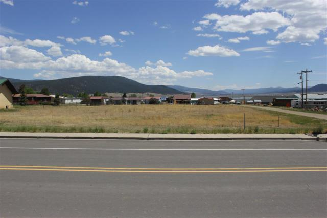 Us 64 And 2nd St, Eagle Nest, NM 87718 (MLS #101767) :: The Chisum Realty Group