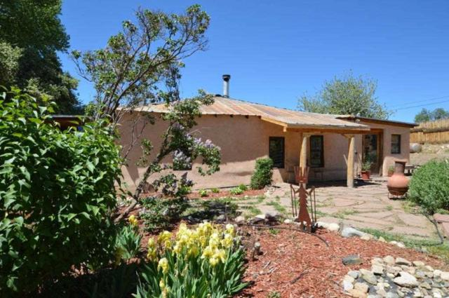 4 Baca, Arroyo Seco, NM 87514 (MLS #101770) :: Page Sullivan Group | Coldwell Banker Lota Realty