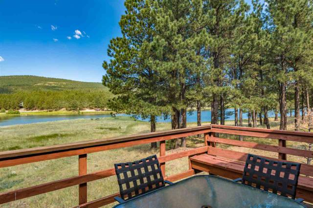 18 Lake Pine Way, Angel Fire, NM 87710 (MLS #101774) :: The Chisum Realty Group