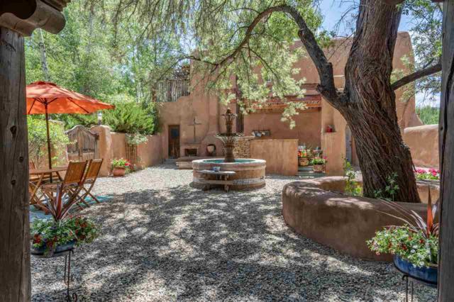 410 Cordoba Lane, Taos, NM 87571 (MLS #101790) :: The Chisum Realty Group