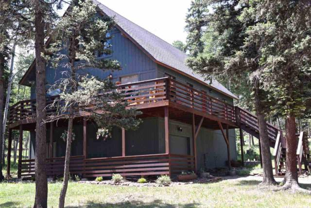 45 Cimarron Trail, Angel Fire, NM 87710 (MLS #101793) :: The Chisum Realty Group