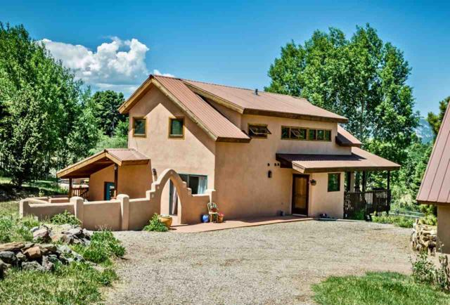 46 Aspen Hill Road, Angel Fire, NM 87710 (MLS #101832) :: The Chisum Realty Group