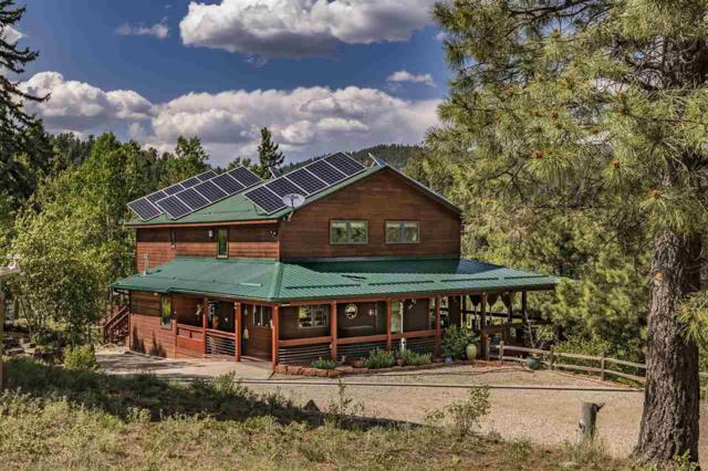 62 Lodge Road, Taos, NM 87571 (MLS #101844) :: The Chisum Realty Group
