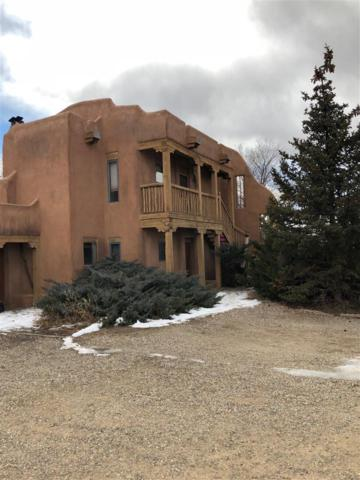 107 Dona Ana Dr, Taos, NM 87571 (MLS #101855) :: Page Sullivan Group | Coldwell Banker Lota Realty