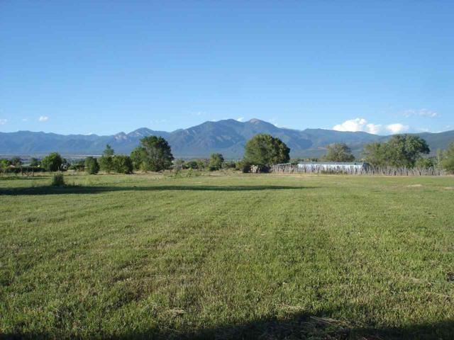 Off Old Santa Fe Rd, Ranchos de Taos, NM 87557 (MLS #101858) :: Angel Fire Real Estate & Land Co.
