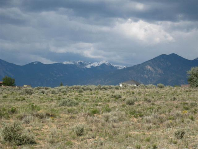 - Toda Vista Rd, Taos, NM 87571 (MLS #101862) :: The Chisum Realty Group