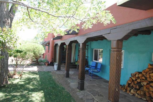 500 Cruz Alta, Taos, NM 87571 (MLS #101865) :: Page Sullivan Group | Coldwell Banker Lota Realty