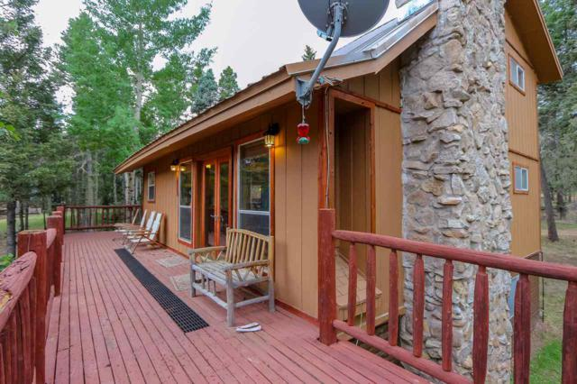 11 Mountain Lake Way, Angel Fire, NM 87710 (MLS #101870) :: The Chisum Realty Group