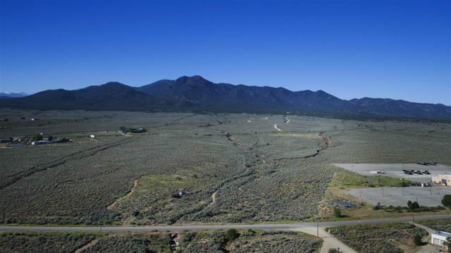 SR 68 And Cr110, Ranchos de Taos, NM 87557 (MLS #101878) :: The Chisum Realty Group