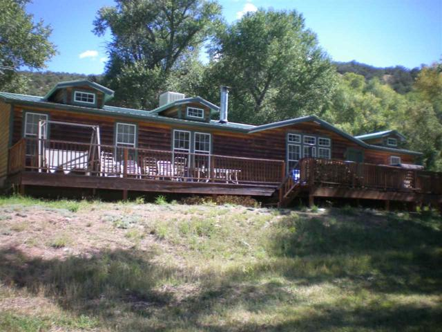 1209 A State Road 196, Amalia, NM 87512 (MLS #101886) :: The Chisum Realty Group