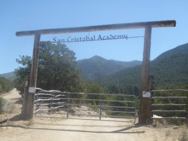 176 Camino Del Medio, San Cristobal, NM 87564 (MLS #101956) :: The Chisum Realty Group