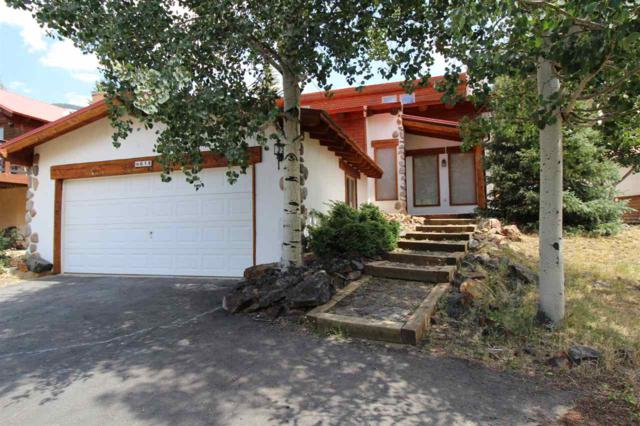 618 W River Street, Red River, NM 87558 (MLS #101964) :: Page Sullivan Group | Coldwell Banker Lota Realty