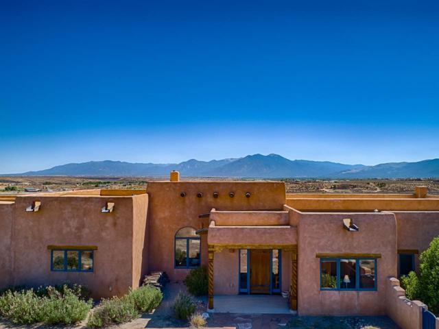 251 Los Cordovas Rd, Taos, NM 87571 (MLS #101975) :: Angel Fire Real Estate & Land Co.