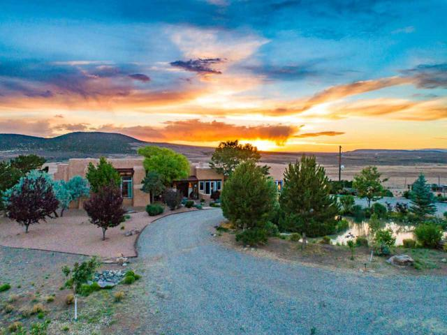23833 Us Hwy 64, Taos, NM 87571 (MLS #101987) :: The Chisum Realty Group