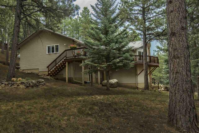 34 Tam O'shanter, Angel Fire, NM 87710 (MLS #101989) :: Page Sullivan Group | Coldwell Banker Lota Realty