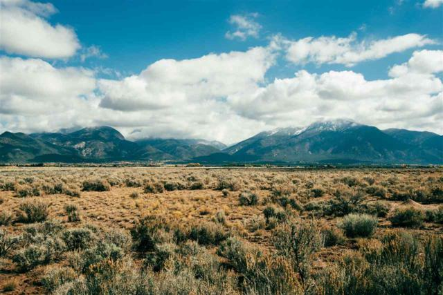 Lot 3 Beausoleil 132 Bellevue  Dr), Arroyo Seco, NM 87514 (MLS #102017) :: Page Sullivan Group | Coldwell Banker Mountain Properties